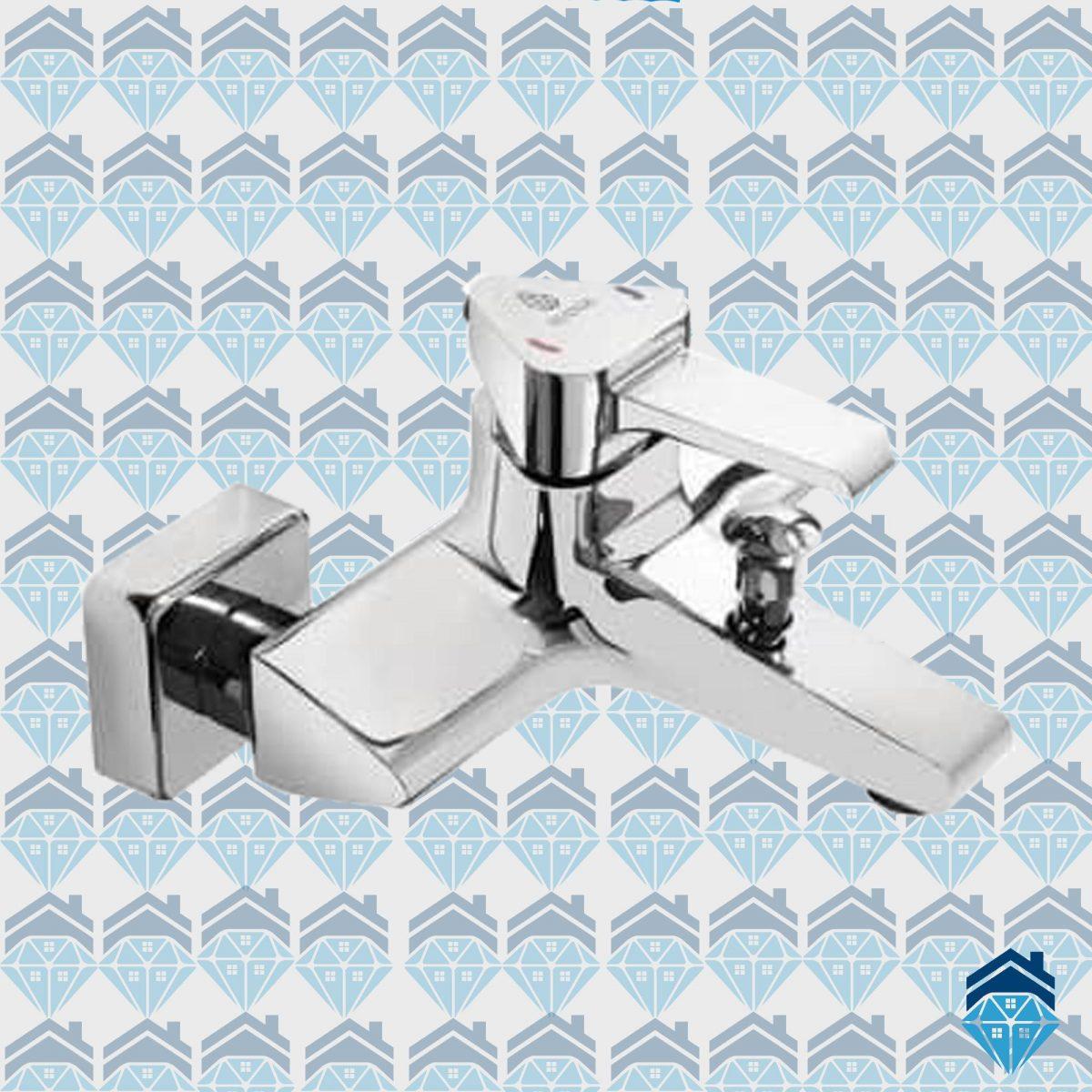 شیر حمام (دوش) کیان مدل ایلیا