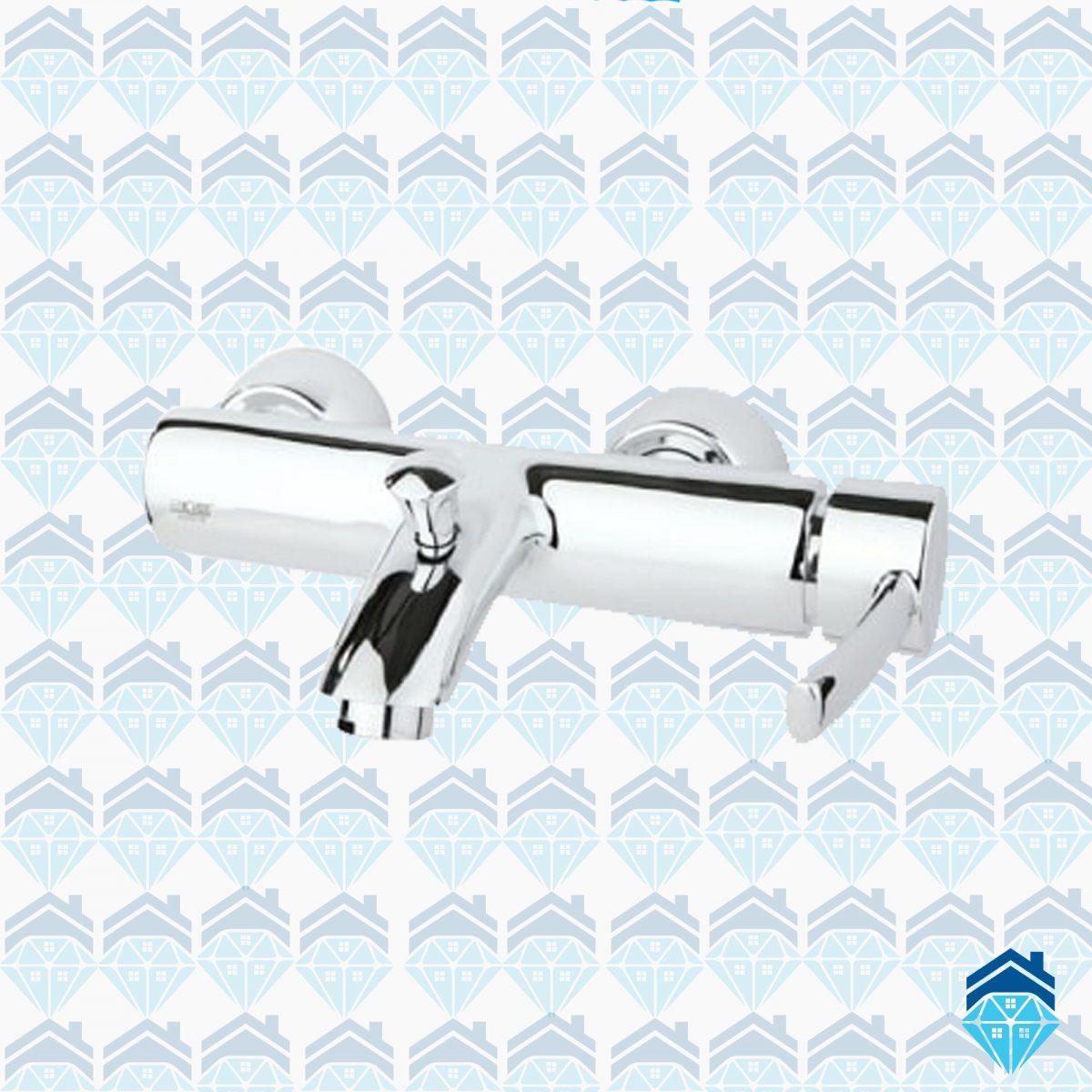 شیر حمام (دوش) کیان مدل سورنا