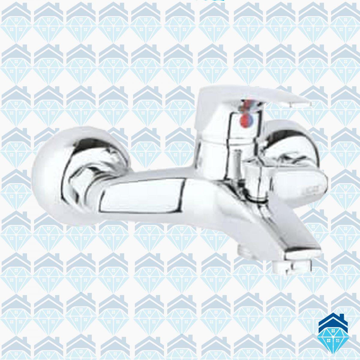 شیر حمام (دوش) کیان مدل دنا