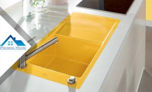 سینک ظرفشویی رنگی چیست؟